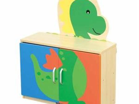 华森葳城堡系统门柜恐龙