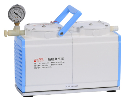 津腾 GM-0.5B隔膜真空泵