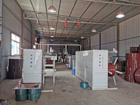 rpe穿线管生产设备