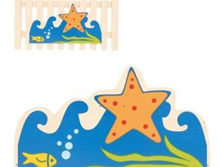 华森葳主题背板-海星