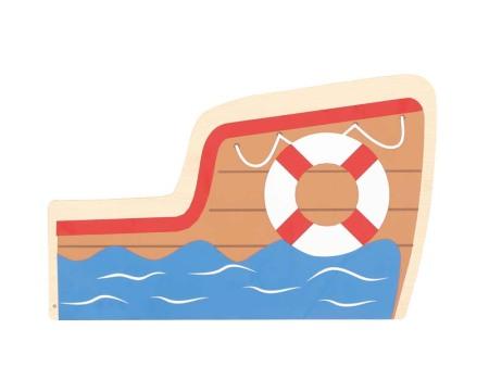 华森葳主题背板-船