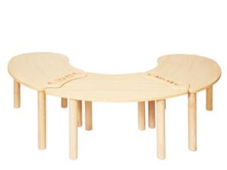 华森葳挪威森林小组桌
