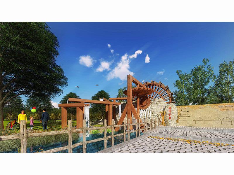 甘肃园林景观设计