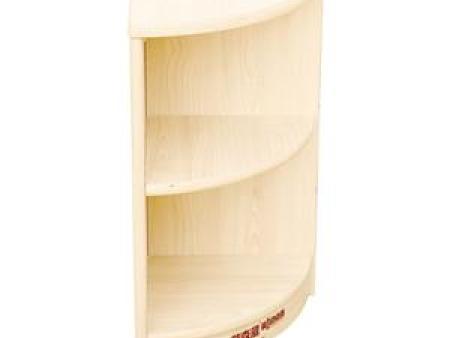 华森葳挪威森林90度双层小角柜