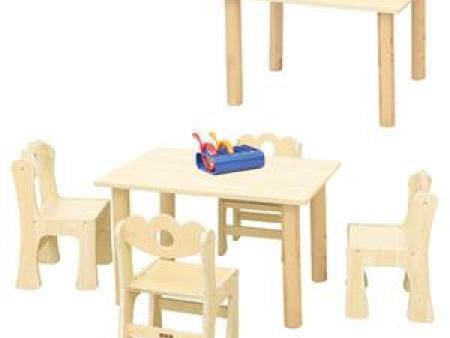 华森葳 雅典花园-4人桌
