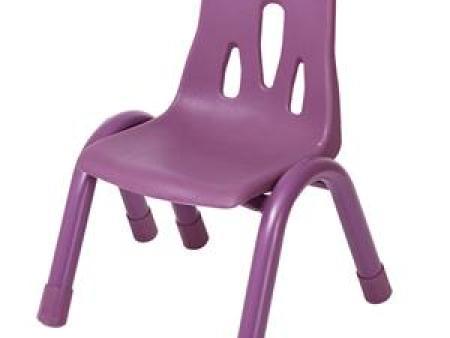 华森葳 新欧亚幼教椅29CM-新欧亚紫
