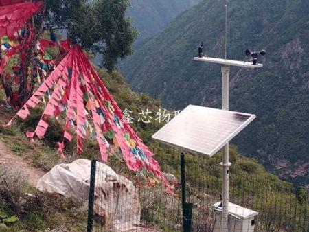 马尔康马扎尔甲山洞窟壁画迁移保护环境监测系统项目
