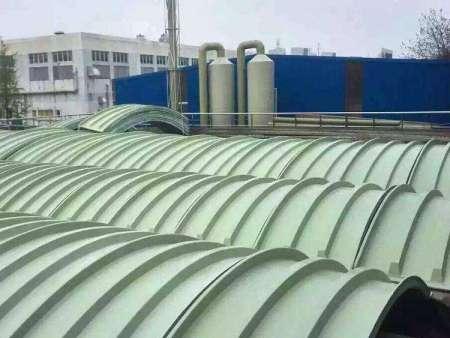 玻璃鋼集氣罩技術特點