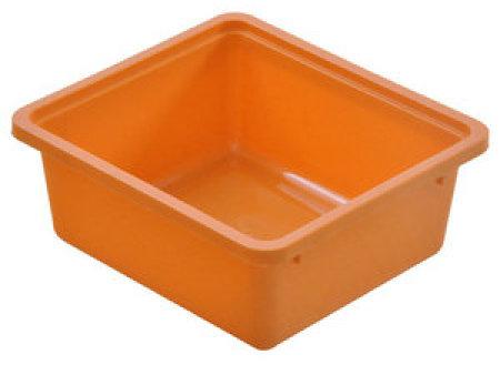 华森葳 附件产品 多彩教具盒小-桔黄