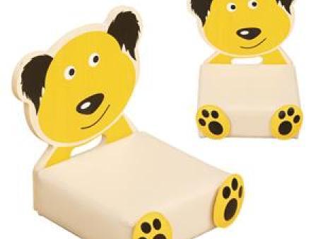 华森葳 沙发座椅系列 和风休闲座垫(小狗)
