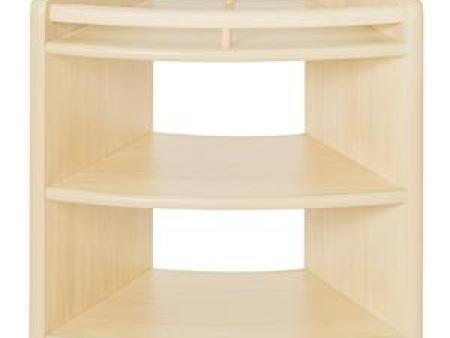 华森葳 英芬陶德2层45度弧形柜