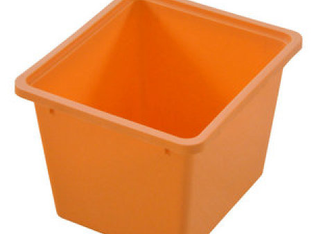 华森葳 附件产品 多彩教具盒大-桔黄