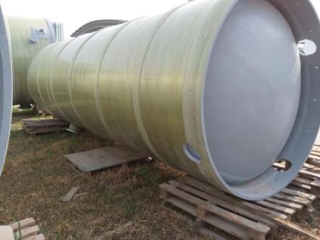 玻璃鋼一體 化泵站