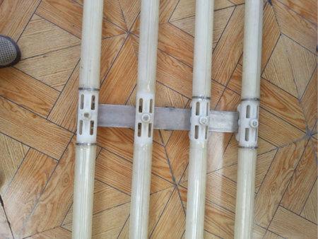 悬挂链曝气器安装方法