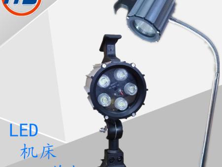河北雷竞技电竞官网厂家直销新型50F数控机床工作灯 LED磁性机床灯 防爆防油防水 机床专用照明工作灯