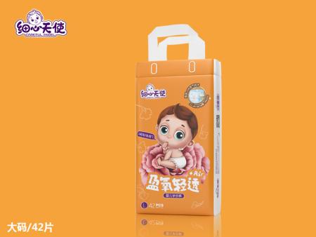 盈氧轻透+Air婴儿学步裤L码42片