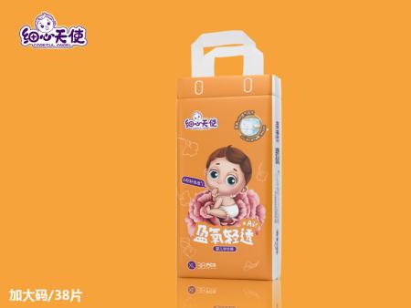盈氧轻透+Air婴儿学步裤XL码38片