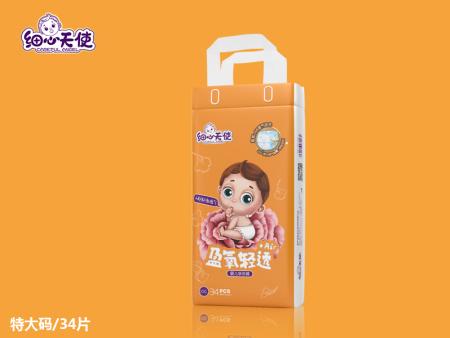 盈氧轻透+Air婴儿学步裤XXL码34片