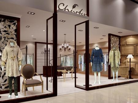 凌慧服装展示柜制作要注重方便性和实用性