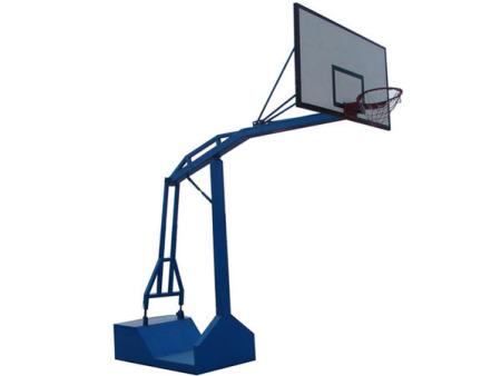 调制式底座篮球架