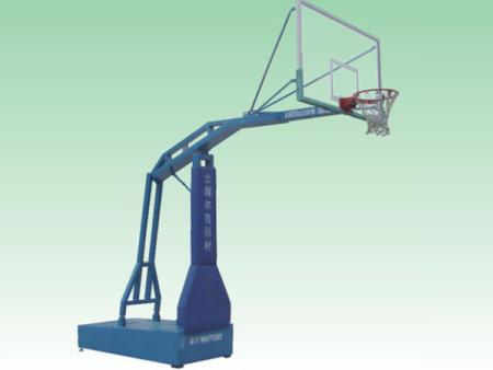 仿液压豪华篮球架