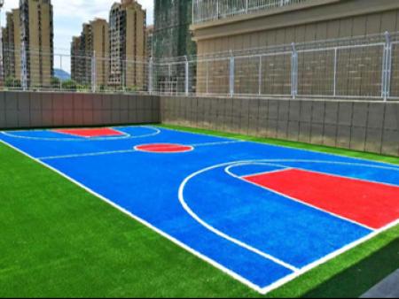 幼儿园篮球场