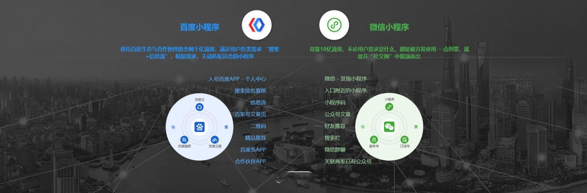 惠州百度小程序
