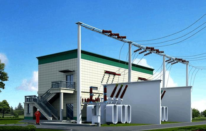 普定110kV大凹输变电新建110kV线路和变电站工程