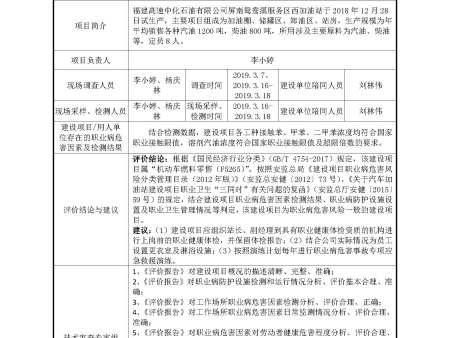 福建高速中化石油有限公司屏南鸳鸯溪服务区东区加油站