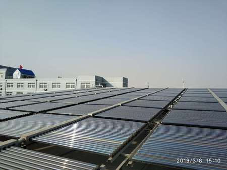 沈阳太阳能热水工程有哪些优势?
