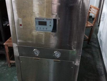 冰水机-食品级304不锈钢风冷螺杆雷火电竞平台登录组