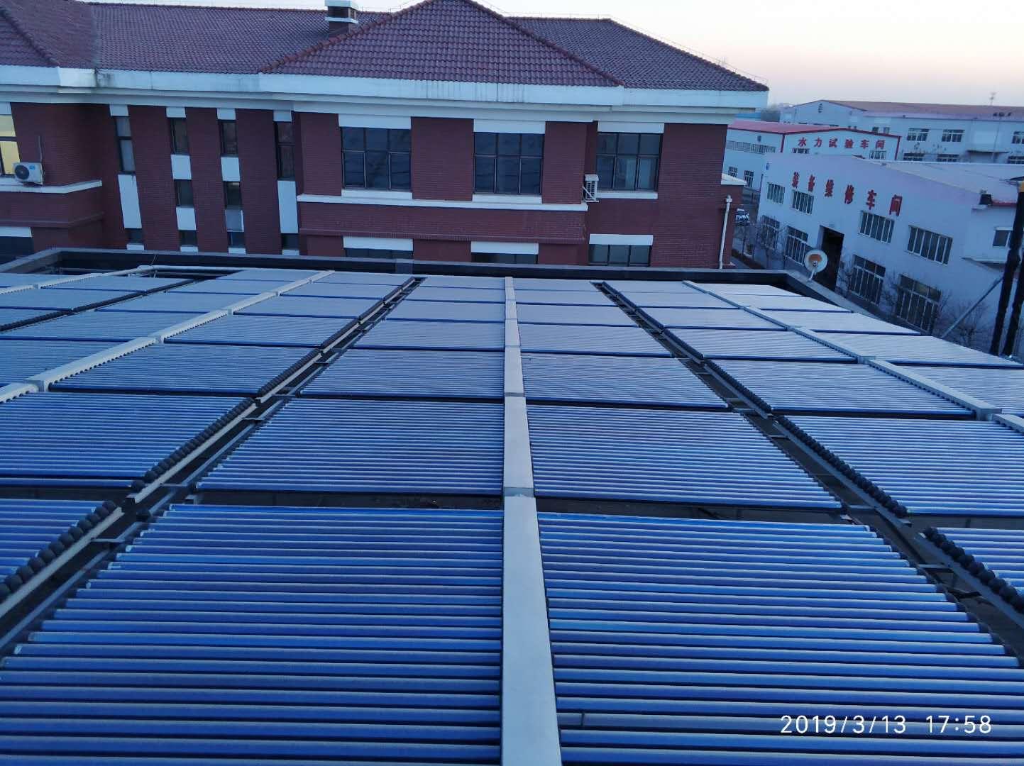 沈阳太阳能热水器部件组成有哪些?