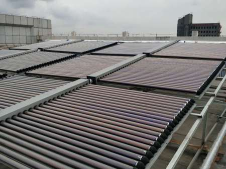 沈阳太阳能热水器的工作原理