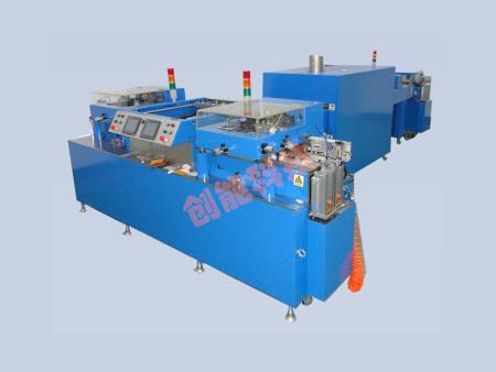 CNSY-72-60x70全自动双工丝网印刷机(上料、印刷、烘干、下料一体机)