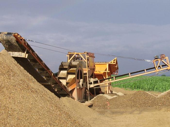 60-80方沙石分离设备
