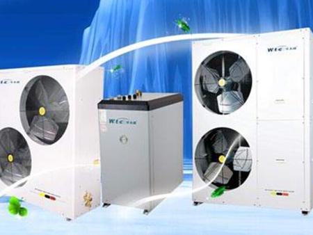 超低温热水泵安装