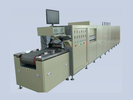 CNWDL-N-1000-7.8m型氮气氛网带烧结炉