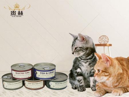 猫罐头-猫粮狗粮代加工