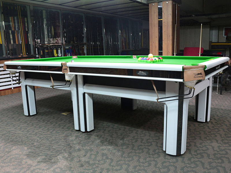 西宁台球桌价格-台球桌桌布为什么是绿色的?