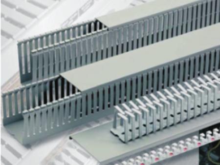 阻燃绝缘PVC工业线槽
