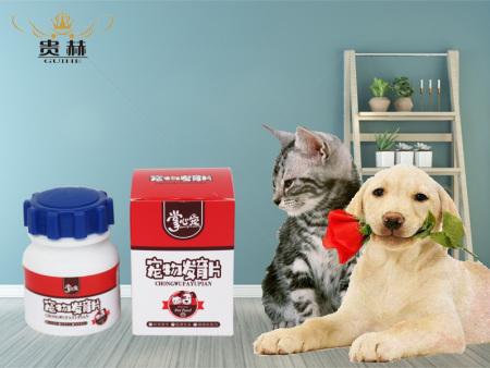 宠物营养品厂家看宠物活体盲盒现象