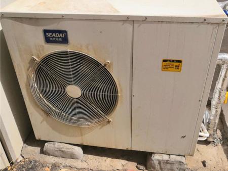 自建房空氣源熱泵案例