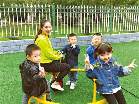 张俞,2018届毕业生,现就业于七里河区兰艺悦幼儿园