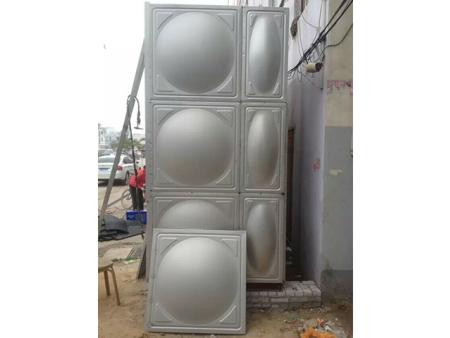 不锈钢水箱抛光加工