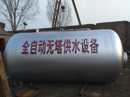 你会保养无塔供水设备吗?这里有正确保养方法