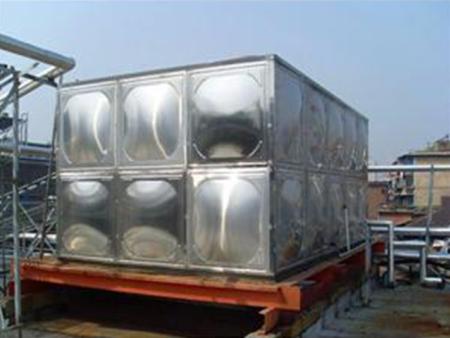 不銹鋼水箱的生產設備有哪些