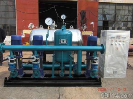 變頻恒壓供水設備介紹
