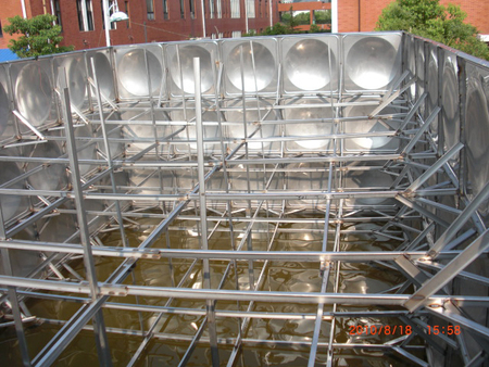 不锈钢水箱使用细节需注意