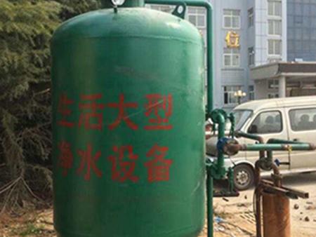 无塔供水设备材质的简单介绍