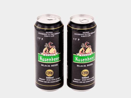 了解一下黑啤酒